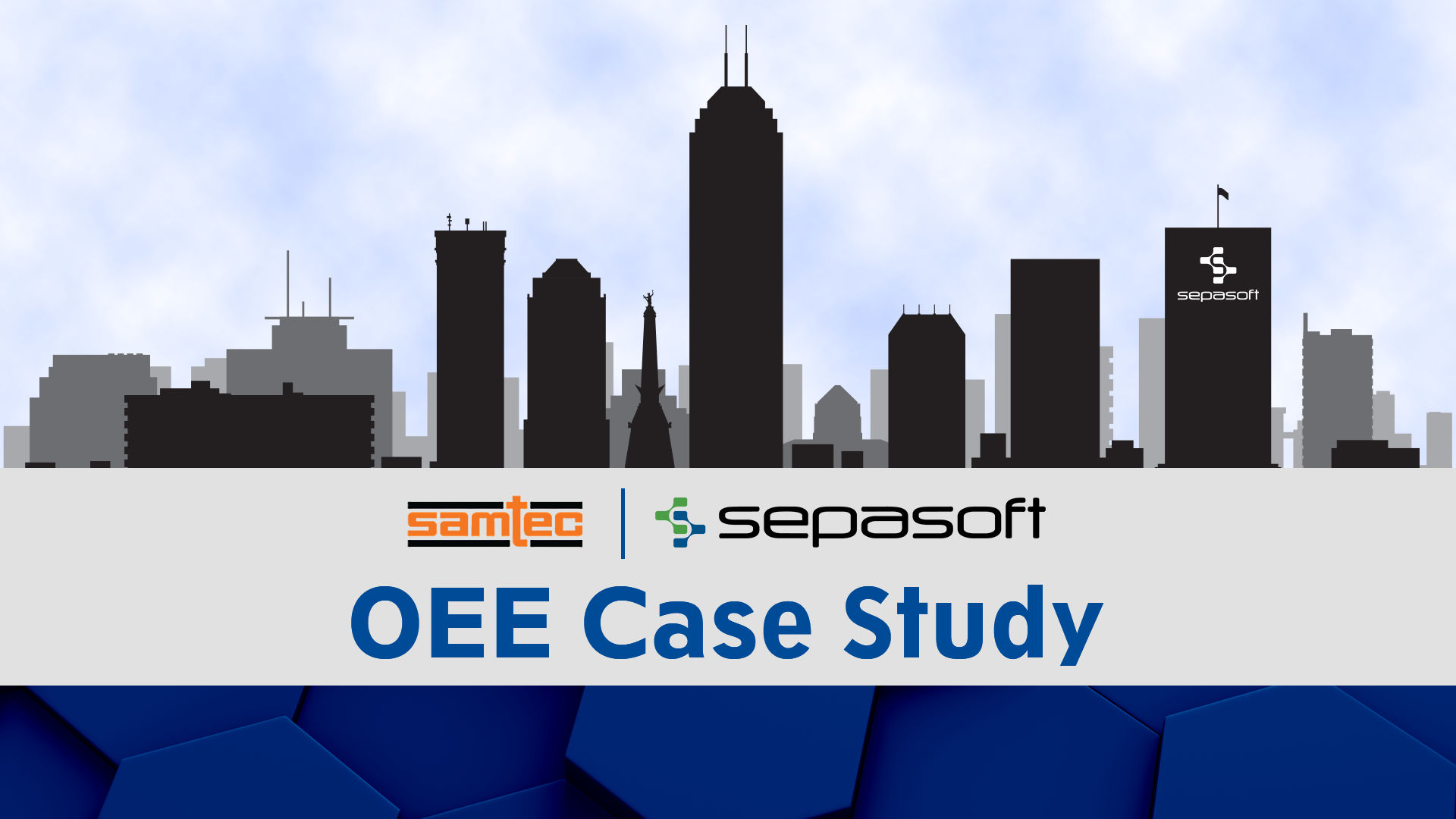 Sepasoft Samtec OEE Case Study Video